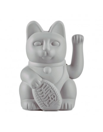 Donkey Products Lucky Cat Geluksbrenger - grijs