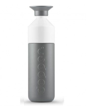 Dopper Insulated - thermosfles - 580ml - grijs