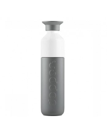 Dopper Insulated - thermosfles - 350ml - grijs