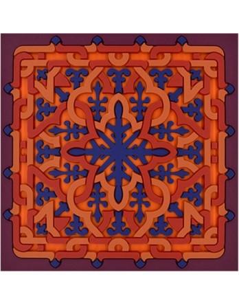 Images Oriënt coaster Vagabonde Crochet Velours