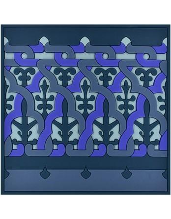 Images Oriënt trivet pan Vagabonde Crochet Lin