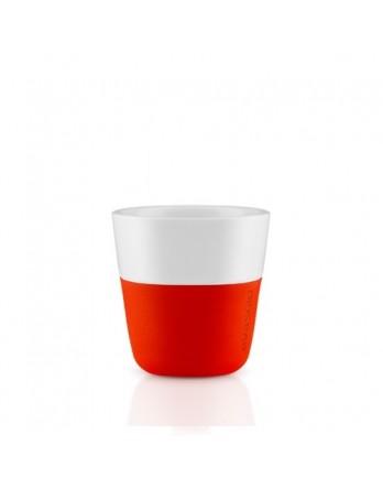 Eva Solo espresso mok 80ml - oranje - set 2 stuks