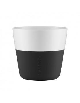 Eva Solo Lungo mok 230ml - zwart - set 2 st