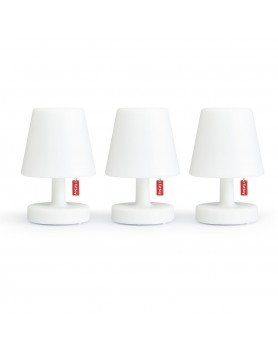Fatboy Edison The Mini lamp - kleine tafellamp - set 3 stuks