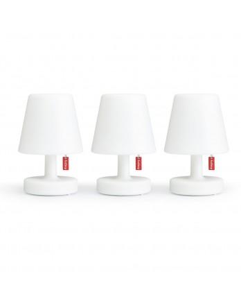Fatboy Edison The Mini lamp - kleine tafellamp - set 3 stuks