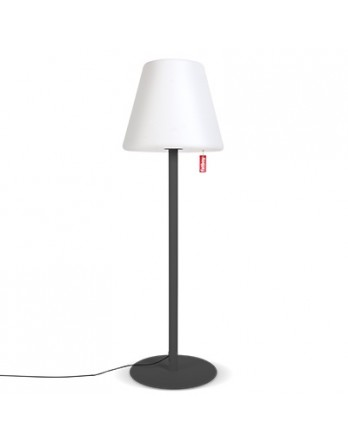 Fatboy Edison The Giant vloerlamp dimmer antraciet