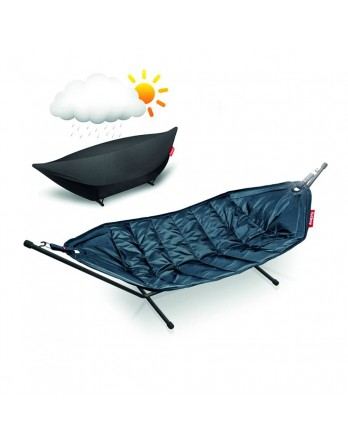 Fatboy Headdemock deluxe + pillow + cover - blauw