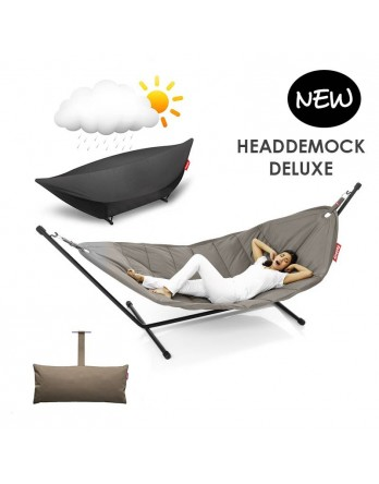 Fatboy Headdemock deluxe + pillow + cover - taupe