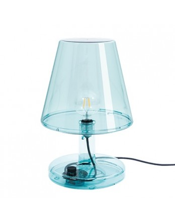 Fatboy Trans-Parent - lamp / tafellamp - blauw