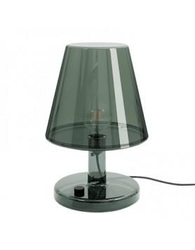 Fatboy Trans-Parent - lamp / tafellamp - donkergrijs
