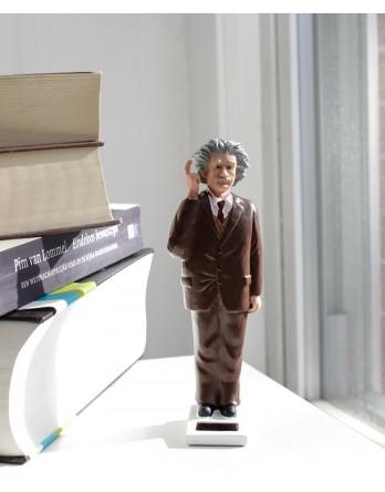 Kikkerland Solar Albert Einstein 18cm