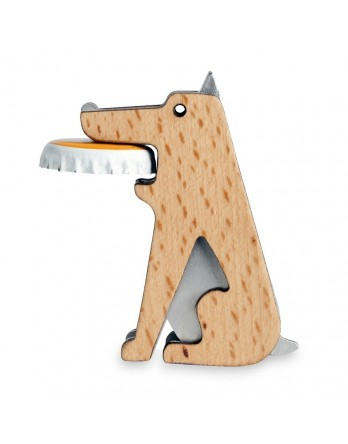 Kikkerland flesopener Fetch - hond