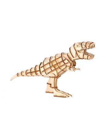 Kikkerland T-Rex Houten 3D puzzel