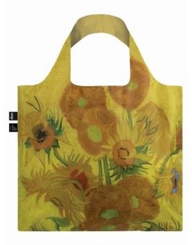 LOQI vouwtas Museum - Van Gogh - Zonnebloemen