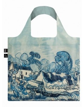 LOQI vouwtas - Van Gogh Vineyard &  Landscape