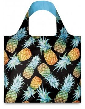 LOQI opvouwbare shopper | Juicy - Ananas