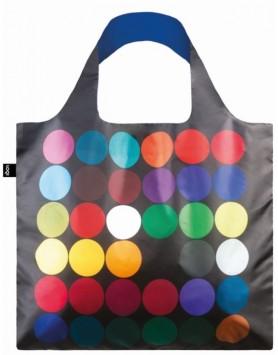 LOQI opvouwbare shopper Museum   Dots