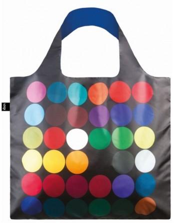 LOQI opvouwbare shopper Museum | Dots