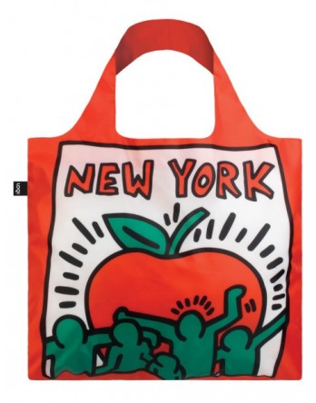 LOQI  vouwtas Museum | Keith Haring - New York