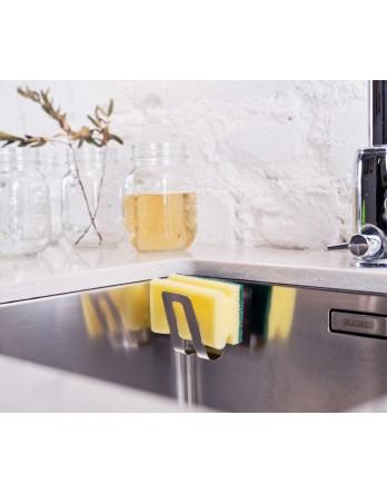 Happy Sinks - magnetische sponshouder RVS