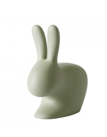 Qeeboo Rabbit Chair stoel - groen