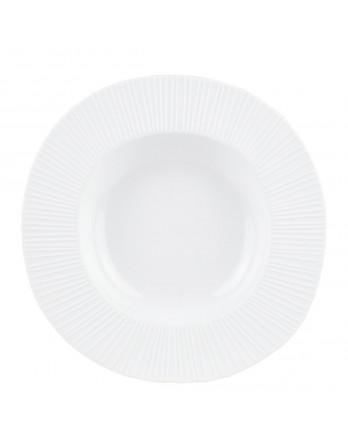 Räder Mix & Match servies - diep rond bord met relief