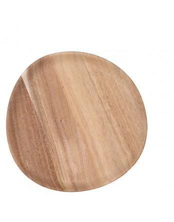 Räder Mix & Match servies - houten onderbord 27.5cm