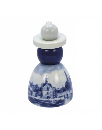 Royal Delft - Proud Mary 8. Gezicht op Delft