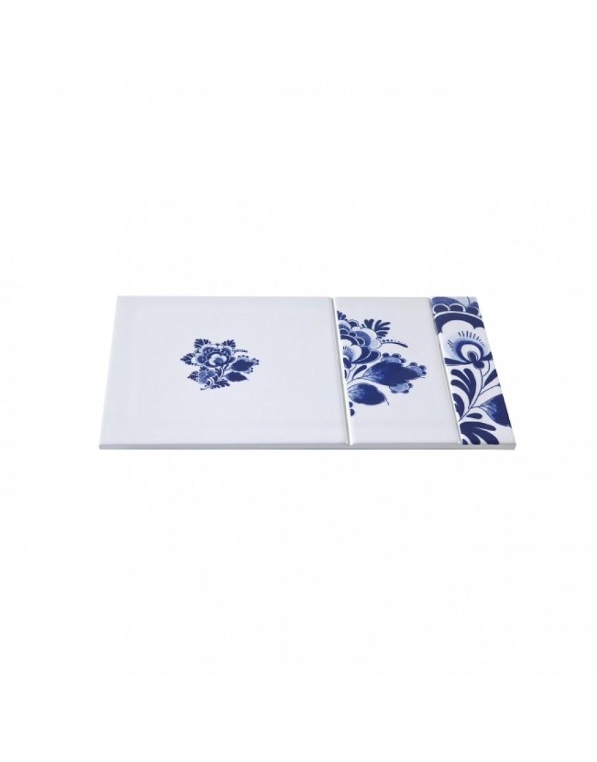 Delfts Blauwe Zitzak.Royal Delft Versatile Dip Bord Delftsblauw