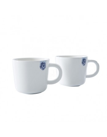 Royal Delft - Touch of Blue - mok s - set 2 stuk