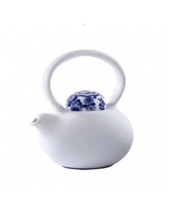 Royal Delft - Theepot Belly - delftsblauw - 1.5 L