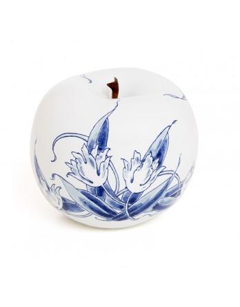 Royal Blue Collection Nature Tulip appel 12 cm