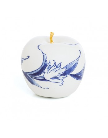 Royal Blue Collection Touch of Gold Tulip 6cm