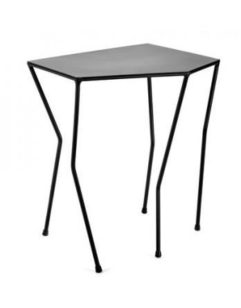Serax bijzettafel / tafel Ragno zwart H45 - Sciortino