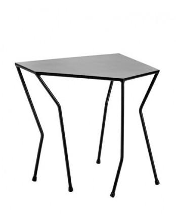 Serax bijzettafel / tafel Ragno zwart H38 - Sciortino