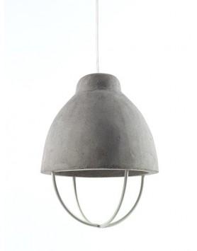 Serax Lamp Feeling - beton D17 H24 wit ijzer