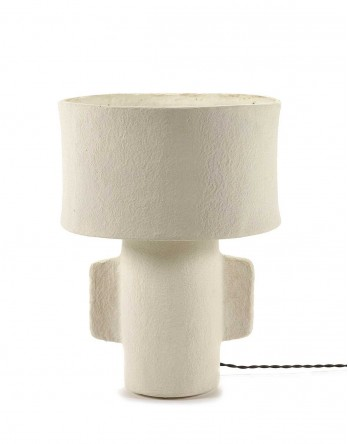 Serax White Earth tafellamp / lamp H47cm