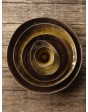 Serax Pure servies - Naessens - bord groen 20.5