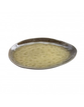 Serax Pure servies - Naessens bord ovaal groen