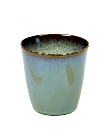 Serax servies Terres de Rêves - beker smokey blue