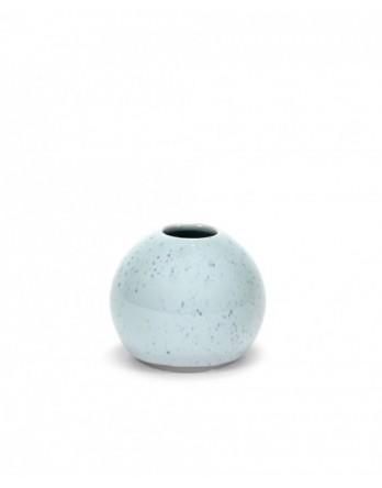 Serax Terres de Rêves - bol vaas mini - lichtblauw