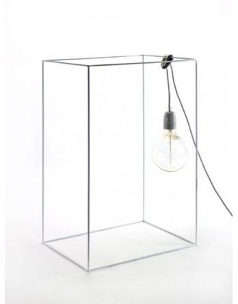 Serax Carre Lamp vloerlamp - wit - Hans Wit