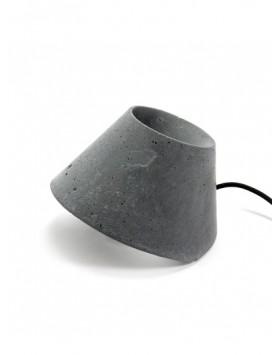 Serax Eaunophe Lamp beton Indoor grijs D22 H15cm