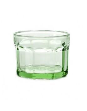 Serax drinkglas - groen glas - klein - Paola Navone