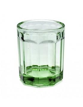 Serax drinkglas - groen glas - medium - Paola Navone