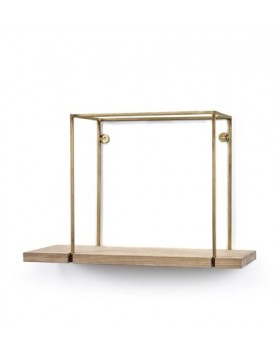 Serax Hangrek Studio Simple S 45x17 H30 eiken / essing