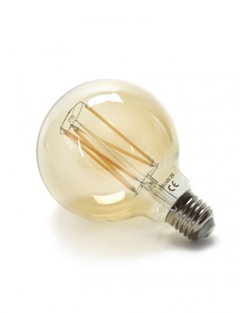 Serax Edison Deco Led Lamp 95X145 MM 2W