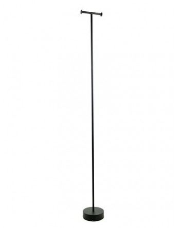 Serax Metalen Kapstok zwart H.155 - Antonio Sciortino