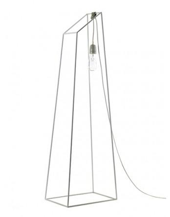Serax Pyramide Lamp vloerlamp wit Hans Zwart