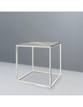 Sompex DELUX LED Tafel kubus met glasplaat 42 x 42